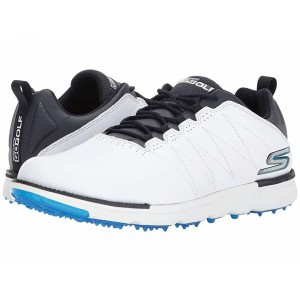 Skechers GO GOLF GO GOLF - Elite V.3 White/Navy [Sale]