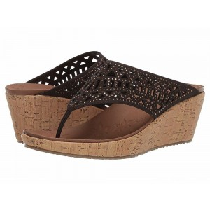 Skechers Beverlee - Summer Visit Chocolate [Sale]
