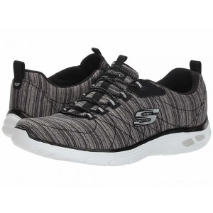 Skechers Empire D'Lux Black/White [Sale]