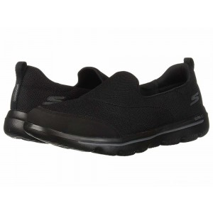 Skechers Performance Go Walk Evolution Ultra Rapids Black [Sale]