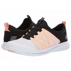 Skechers City Pro White/Black/Orange [Sale]
