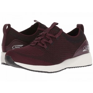 Skechers BOBS from Bobs Squad - Alpha G Burgundy [Sale]