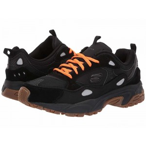 Skechers Stamina Contic Black [Sale]