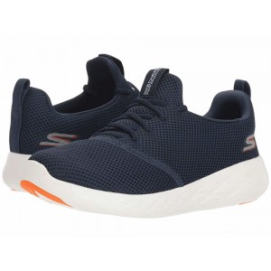 Skechers Performance Go Run 600 55076 Navy/Orange [Sale]
