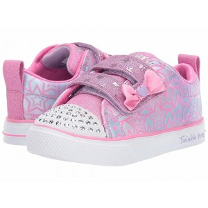 Skechers KIDS Twinkle Breeze 2.0 20205N (Toddler/Little Kid) Lavendar/Pink [Sale]