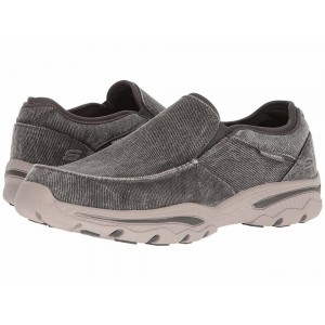 Skechers Relaxed Fit: Creston - Moseco Charcoal [Sale]