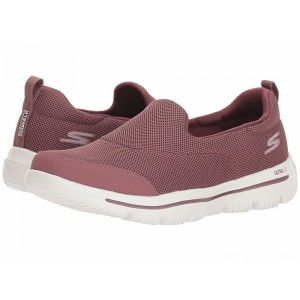 Skechers Performance Go Walk Evolution Ultra Rapids Mauve [Sale]