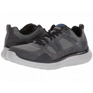 Skechers Quantum Flex - Country Walker Charcoal/Black [Sale]