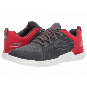 Skechers Performance Go Train - Viper Charcoal/Red [Sale]