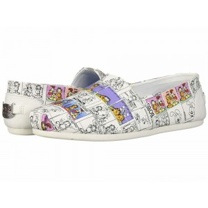 Skechers BOBS from Bobs Plush - Cartoon White Multi [Sale]