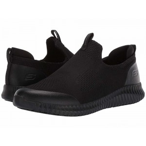 Skechers Work Cessnock Colleton Black [Sale]
