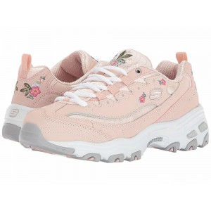 Skechers D'Lites Bright Blossom Light Pink [Sale]