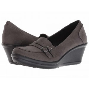 Skechers Rumblers Frilly Charcoal [Sale]