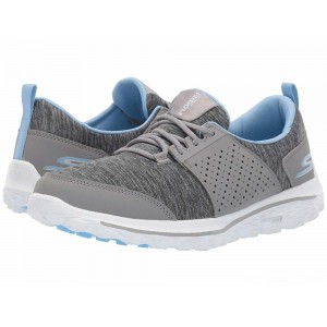 Skechers GO GOLF Sugar Grey/Blue [Sale]