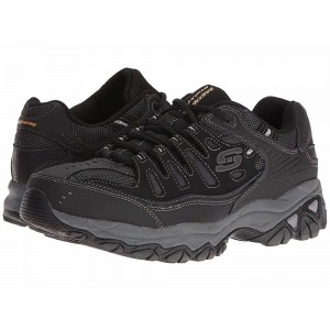 Skechers Afterburn M. Fit Black [Sale]