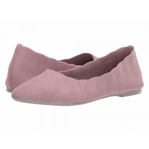 Skechers Cleo Bewitched - Engineered Knit Skimmer Rose [Sale]