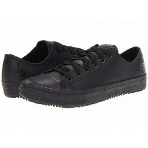 Skechers Work Hardwood Black [Sale]