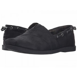 Skechers BOBS from Chill Luxe - Buttoned Up Black [Sale]