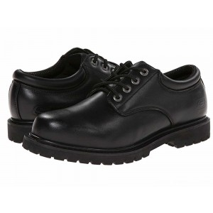 Skechers Work Cottonwood Elks Black [Sale]