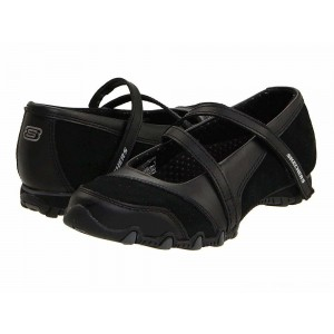 Skechers Bikers - Step-Up Black [Sale]