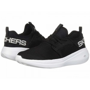 Skechers Go Run Fast Black/White [Sale]