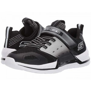 Skechers KIDS Nitrate 2.0 97310L (Little Kid/Big Kid) Black/White [Sale]