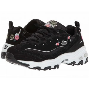 Skechers D'Lites Bright Blossom Black [Sale]