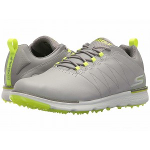 Skechers GO GOLF GO GOLF - Elite V.3 Gray/Lime [Sale]