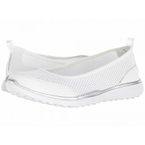Skechers Microburst Sudden Look White Silver [Sale]